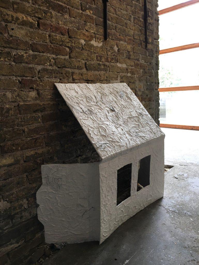 Halla Einarsdottir, Sculptural Installation at Kunsthuis SYB, 2020
